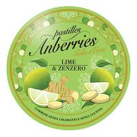 ANBERRIES LIME&ZENZERO