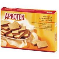 Aproten Biscotti Wafer Cacao 175g