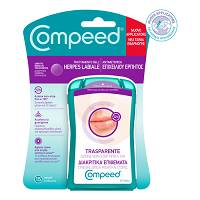 COMPEED HERPES LABIALE 15PZ