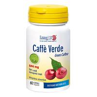 LONGLIFE CAFFE VERDE 50CPS