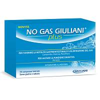 NO GAS GIULIANI PLUS 30CPR BIS