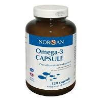 NORSAN OMEGA 3 120CPS