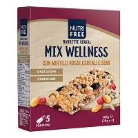 NUTRIFREE BARRETTE CEREAL M WE
