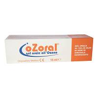 OZORAL GEL ORALE OZONO 15ML