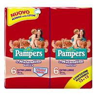 PAMPERS EASY UP XL 26PZ