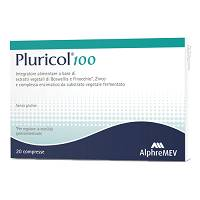 PLURICOL 100 20CPR