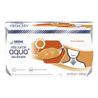 RESOURCE AQUA+ORANGE 4X125G