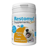 RESTOMYL SUPPLEMENTO CANE 60G