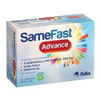 SAMEFAST ADVANCE 20CPR OROSOL