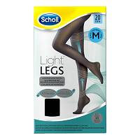 SCHOLL LIGHTLEGS20 DEN M NERO