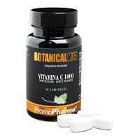VITAMINA C 1000 BOTANICAL30CPR